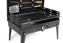 Barbecue Grill Portable Folding BBQ Foldable Coking Coal Camping Outdoor Garden