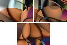 My Art (2D Formist Vectors) / My Artworks (Formist Vectors, 2D Graphics)