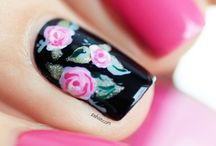 Nails  and  more  nature !! :)