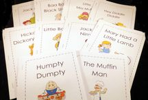 Nursery Rhymes / New ideas to engage your children with Nursery Rhymes. Perfect for preschoolers!