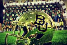 Baylor Football / by Tim Purselley