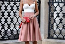 Effortlessly Chic / Fashion that inspires me