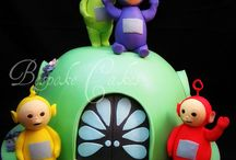 Teletubies party