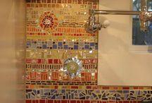 konyhai mozaik