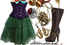 Steampunk / Just Some cool ideas for a steampunk outfit