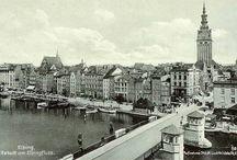 Stare miasta polskie na pocztówkach