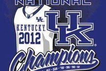 KENTUCKY WILDCATS / Do you think I'm their #1 Fan???????? / by Myra Kelly