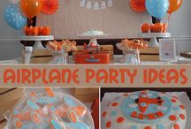 charlie bday party / by J