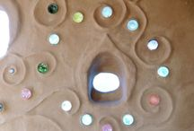 Clay Walls Design