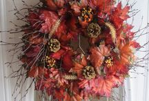 DIY Wreath arrangements etc