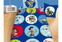 Toy Story kids bedding and accesories collection | Pościel Toy Story i akcesoria dla dzieci / Toy Story kids bedding and accesories collection from animated Pixar movie | Pościel Toy Story i akcesoria dla dzieci z filmu o przygodach Buzz -a i Woody -iego
