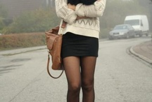Autumn/Winter Outfit Ideas / How to transition from Autumn to Winter. How to layer up for winter