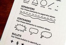 Sketchnotes / Visual note takng