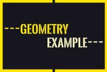 G E O M E T R Y      E X A M P L E / Example geometry design
