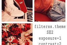 filtros VSCO©