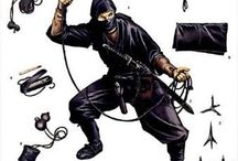 ninja gears & tricks +movie