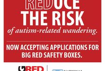Safety / People with Autism and other special needs are often more at risk of finding themselves in harm's way than the general population. Find tips and resources here to help keep them safe. #autism