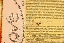 art biblical journalling