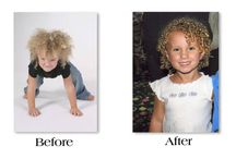 MopTop Hair Kids / What's better than adorable curly haired kids! Our Fuzzy Duck product line is made just for them.