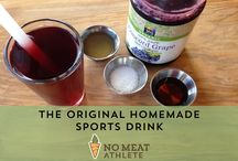Sports nutrition and drinks