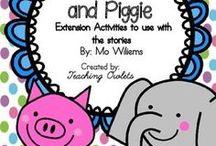 Piggy and Elephant