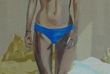 Art  -  paintings / Art  -  paintings  www.maritdik.nl