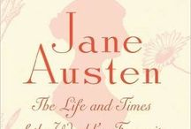 Celebrating all things Jane Austen / Books by, about or inspired by characters from Jane Austen's classic books! To commemorate 200 years since her death.