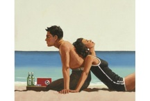 arte - Jack Vettriano (1951) mà / arte - pittore scozzese