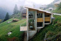 Интересные и красивые дома