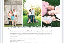 photography: ideas for mini sessions etc