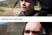 Band shtuff