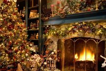 Christmas!!! / by Jill-Shawn Zabokrtsky
