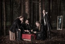 Music Photography / Promoshoots for bands and music groups by Riku Suonio