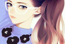 Manga-ish / by Willowing Arts Ltd