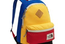 Mini Backpacks / The cute backpacks are perfect for travelling light when you are on the go.