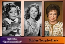 Shirley Temple / by Tricia Roux