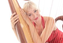 Harpists for Weddings / Harp is a beautiful instrument for weddings.  It looks and sounds delightful and will enhance any wedding in London or indeed anywhere.  Elegant and angelic, the harp is not quite like any other musical instrument and it will create a magical atmosphere.