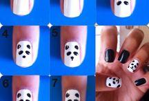 Arte en uñas / diseño en uñas