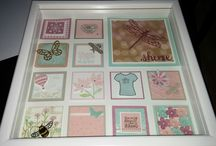 Barb Ink Creations / This was a #stampinup sampler that I created with my team! Love how it turned out. www.barbstewart.stampinup.net