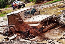 JEEPS IN ACTION