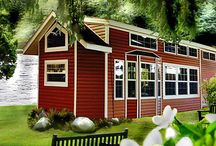 Tiny Homes: Making Room for a BIG Life / Tiny homes of every design.