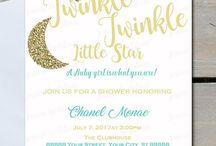 Twinkle Star baby shower