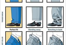 A man's guide to dressing