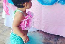 Mermaid kostüm
