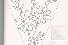Embroidery Pattern 2... / by Banu Abdusselamoglu