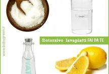 detersivi  piatti naturale
