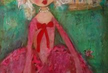 Paintings&more / by Tiffany Tuttle