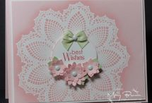 Cards/SU Hello Doily & Delicate Doilies / by Dianne Ellinger