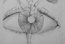 Draw myself to oblivion