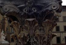 CAPITELLO DI MICHELANGELO PER LA CHIESA DI S. LORENZO A FIRENZE  / 1515 CIRCA